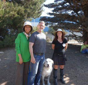 1 LtoR Bill & Mieko Swartz, Klondike, Elissa s